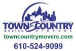 Town and Country Moving and Storage Logo