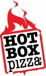 HotBox Pizza Logo