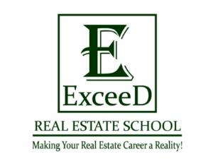 Exceed Real Estate School Logo
