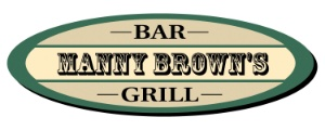 Manny Brown's Bar and Grill Logo