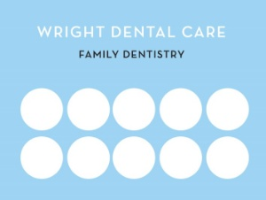 Wright Dental Care Logo