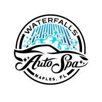 Waterfalls Auto Spa Logo