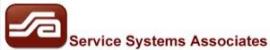 Services Systems Associates, Inc Logo