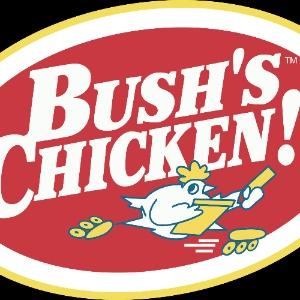 Bush's Chicken Logo