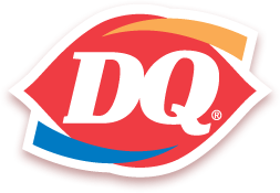 Triangle Dairy Queen Logo
