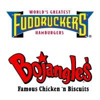 Franchisee of Fuddruckers & Bojangles' Restaurants Logo
