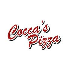 Cocca's Pizza Logo