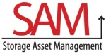 SAM Storage Asset Management Logo