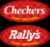 Checkers and Rally's Drive-In Restaurants Logo