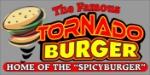 Tornado Burger Logo