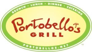 Portobello's Grill, Old Hammond Hwy, Baton Rouge, LA, USA Logo