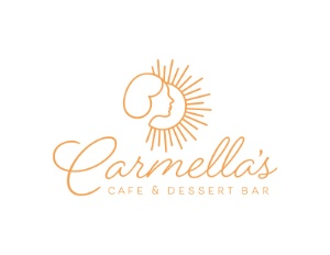Carmella's Cafe and Dessert Bar Logo
