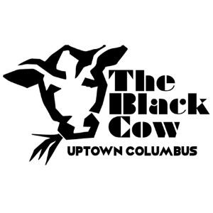 The Black Cow Logo