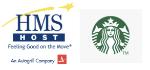 HMSHost / Starbucks Logo