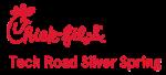 Chick-fil-A Tech Road Silver Spring Logo