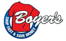 Boyer's Food Markets Logo